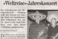Unterhaltungsabend 2005 Zeitungsartikel